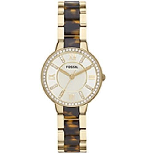 Reloj Fossil ES3314 Virginia Acero 3 Atm Mujer