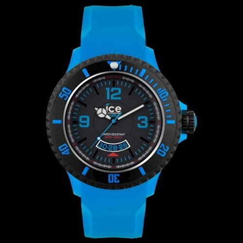 Ice Watch Watch Ice-Surf DI.TE.XB.R.11 Silicone Man