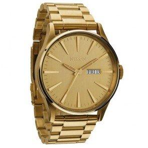 Reloj Nixon A356502 The Sentry Acero Hombre