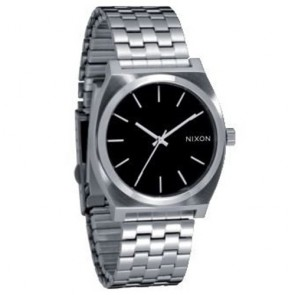 Nixon Watch A045000 The Time Teller Steel Man