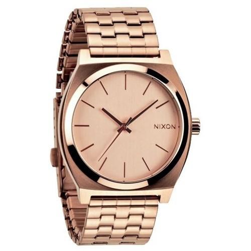 Reloj Nixon A045897 The Time Teller Acero Hombre