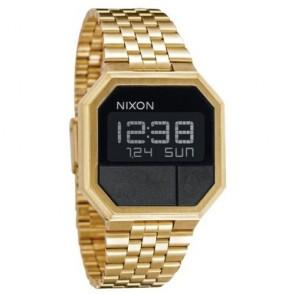Nixon Watch A158502 The Re-Run Steel Man
