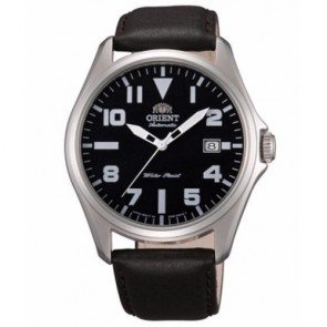 Orient Watch Military Automatic ER2D009B Leather Man