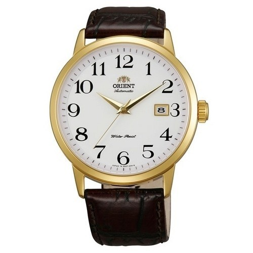 Orient Watch Symphony Automatic ER27005W Leather Man