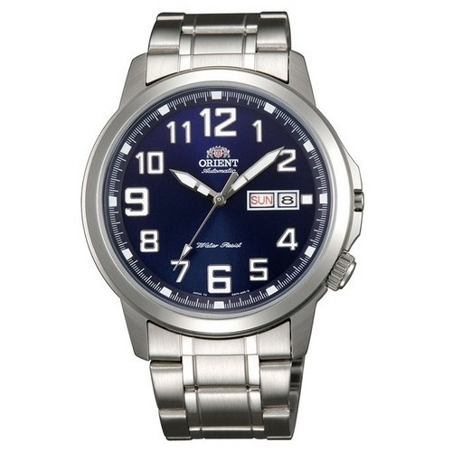 Orient Watch Classic Automatic EM7K008D Steel Man