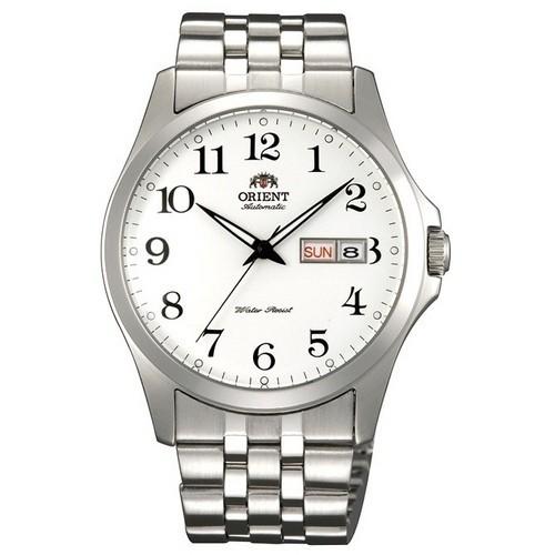 Orient Watch Classic Automatic EM7G002W Steel Man