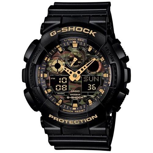 Reloj Casio G-Shock GA-100CF-1A9ER