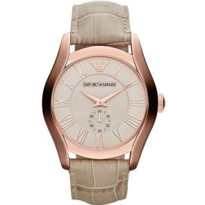 Watch Emporio Armani AR1667 Valente Strap Leather Man