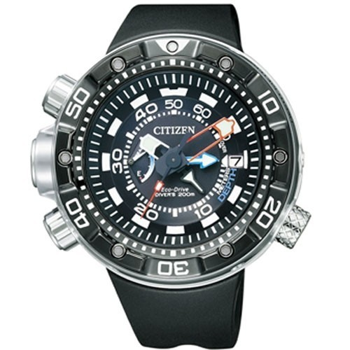 Citizen Watch Promaster Aqualand BN2024-05E Rubber Man