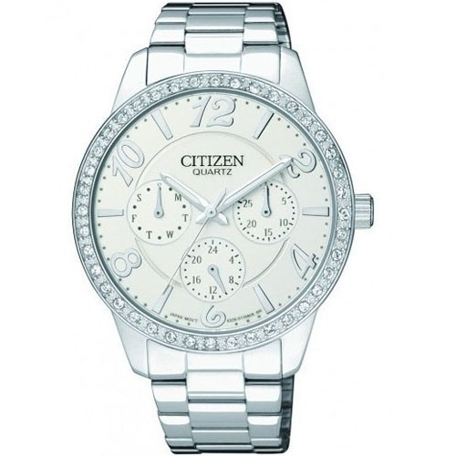 Citizen Watch ED8120-54A Steel Woman