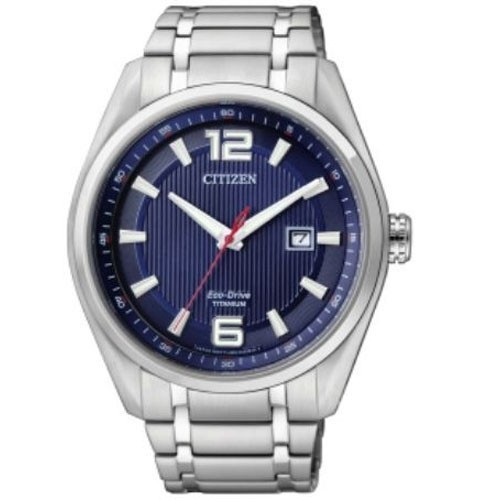Citizen Watch Eco Drive Super Titanium AW1240-57M Man