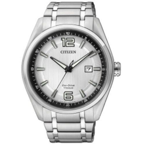 Reloj Citizen Eco Drive Super Titanium AW1240-57B Hombre