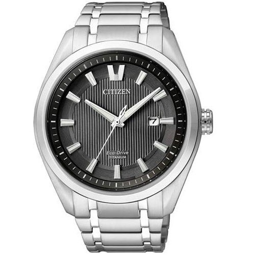 Citizen Watch Eco Drive Super Titanium AW1240-57E Man