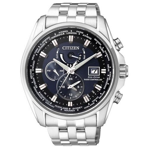 Citizen Watch Eco Drive Radio Controlled AT9030-55L Steel Man