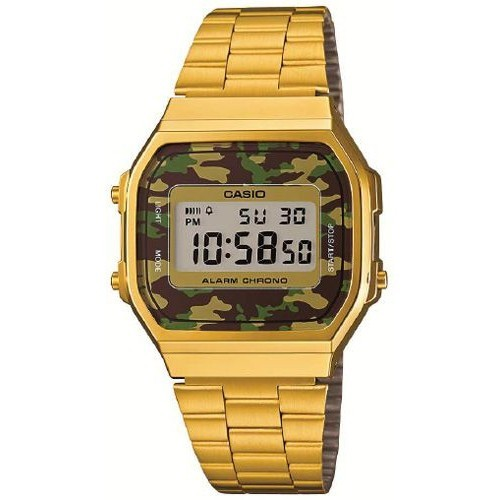 Casio Watch Collection A168WEGC-3EF