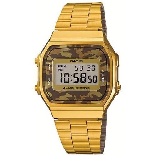 Casio Watch Collection A168WEGC-5EF