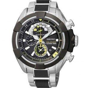 Reloj Seiko Velatura SPC147P1 Cronografo Acero Hombre
