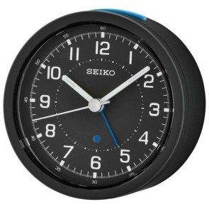Reloj Despertador Seiko Alarma QHE096D (8,5x8,5x5cm)