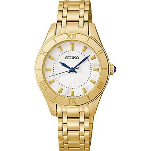 Reloj Seiko Neo Classic SRZ434P1 Acero Mujer