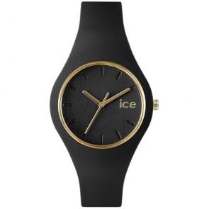 Ice Watch Watch ICE-Glam ICE.GL.BK.S.S.14 Silicone Unisex