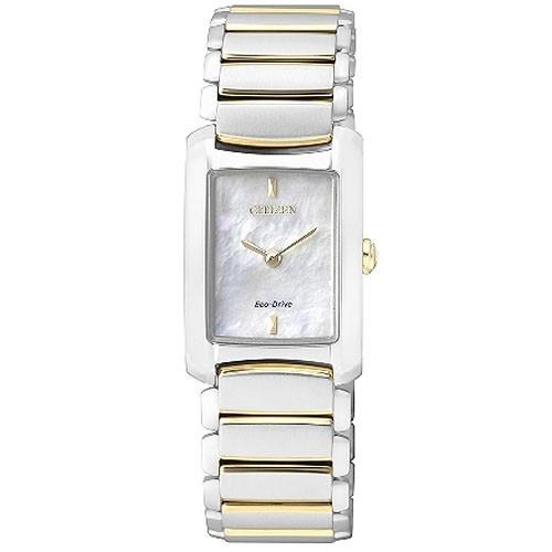 Reloj Citizen Eco Drive Lady EG2975-50D Acero Mujer