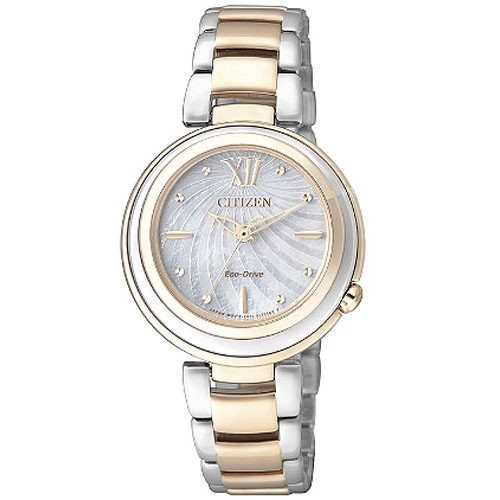 Reloj Citizen Eco Drive Lady EM0335-51D Acero Mujer