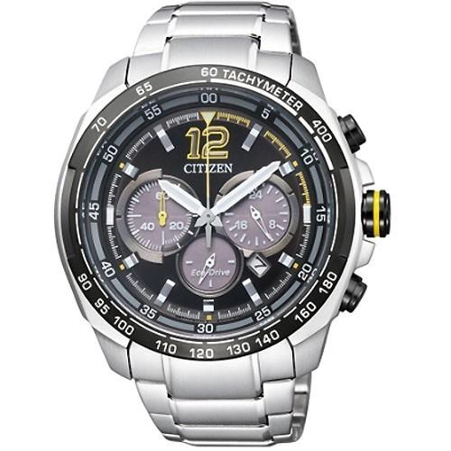 Reloj Citizen Eco Drive Chrono Sport CA4234-51E Acero Hombre