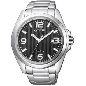 Citizen Watch Eco Drive Joy AW1430-51E Steel Man