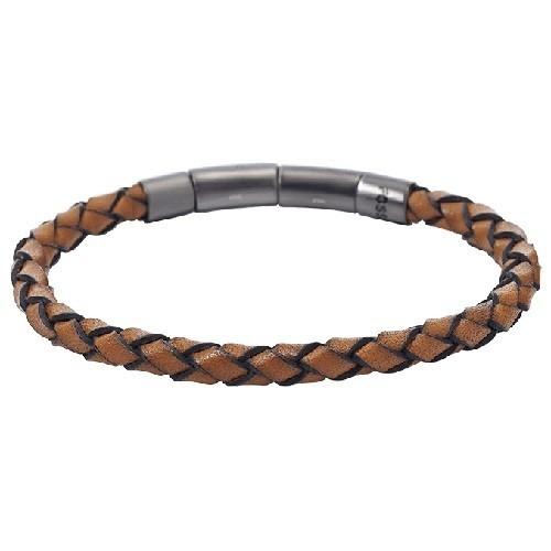 Bracelet Fossil JF01669001 Vintage Casual Man
