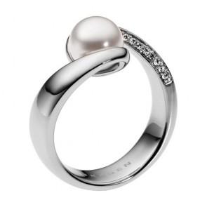 Ring Skagen SKJ0091040508 Agnethe Woman Size 16 mm