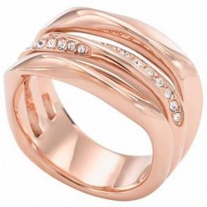 Ring Fossil JF01321791505 Fashion Woman Size 13 mm