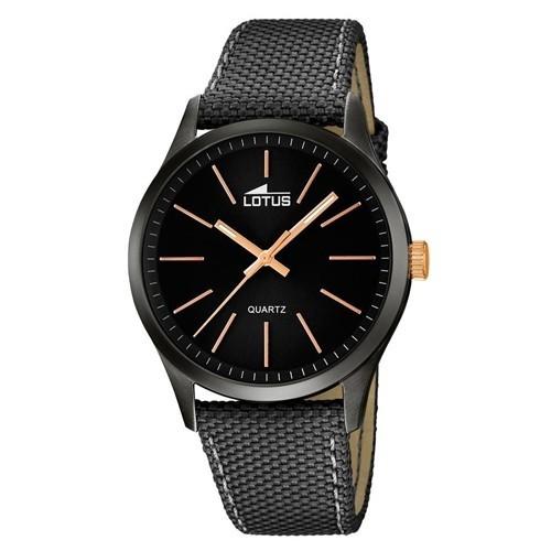 Reloj Lotus Smart Casual 18165-2 Tela Hombre
