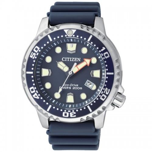 Reloj Citizen Promaster Sea and Air BN0151-17L Caucho Hombre
