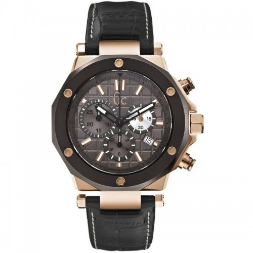 Guess Collection Watch Sport Chic X72024G5S Leather Man