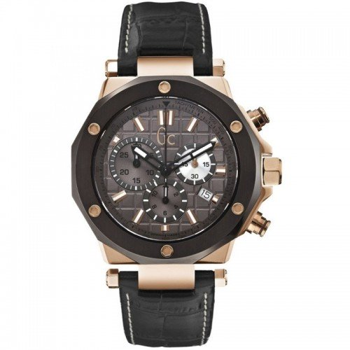 Reloj Guess Collection Sport Chic X72024G5S Piel Hombre