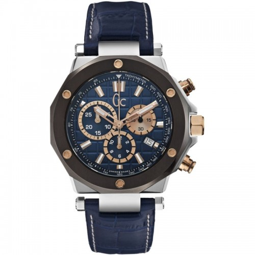 Reloj Guess Collection Sport Chic X72025G7S Piel Hombre