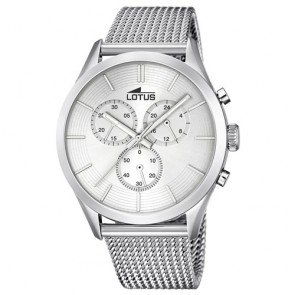 Reloj Lotus Minimalist 18117-1 Cronografo Acero Hombre