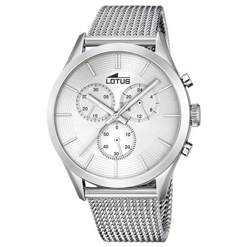 Lotus Watch Minimalist 18117-1 Chronograph Steel Man