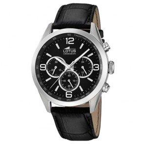 Lotus Watch Minimalist 18155-2 Chronograph Leather Man