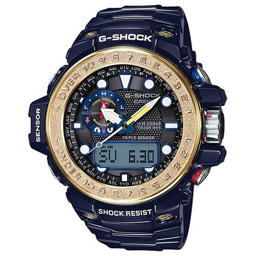Reloj Casio G-Shock Wave Ceptor GWN-1000F-2AER GULFMASTER