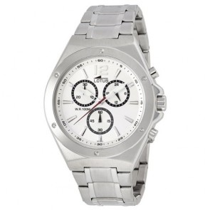 Lotus Watch 10118-1 Chronograph Steel Man