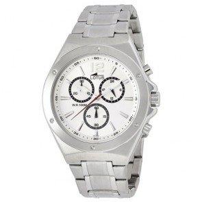Reloj Lotus 10118-1 Cronografo Acero Hombre