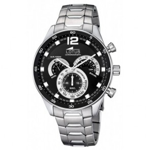 Lotus Watch 10120-4 Chronograph Steel Man