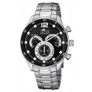 Reloj Lotus 10120-4 Cronografo Acero Hombre