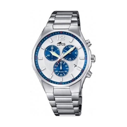 Lotus Watch 10125-5 Chronograph Steel Man