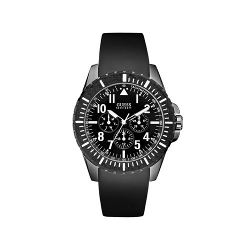Guess Watch W10261G1 Strap Leather Man
