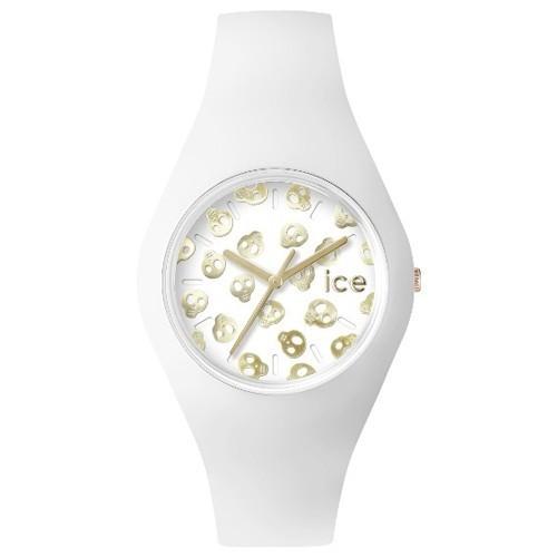 Ice Watch Watch ICE-Skull ICE.SK.WE.U.S.15 Silicone Unisex