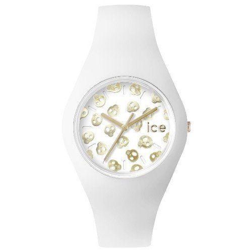 Reloj Ice-Watch ICE-Skull ICE.SK.WE.U.S.15 Silicona Unisex