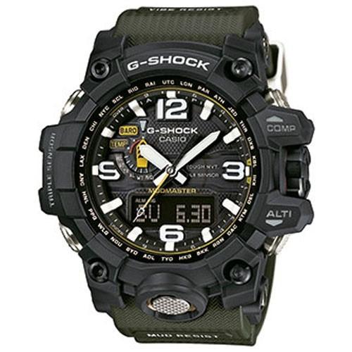 Reloj Casio G-Shock Wave Ceptor GWG-1000-1A3ER MUDMASTER