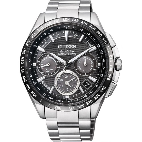 Citizen Watch Eco Drive Satellite Wave CC9015-54E Man